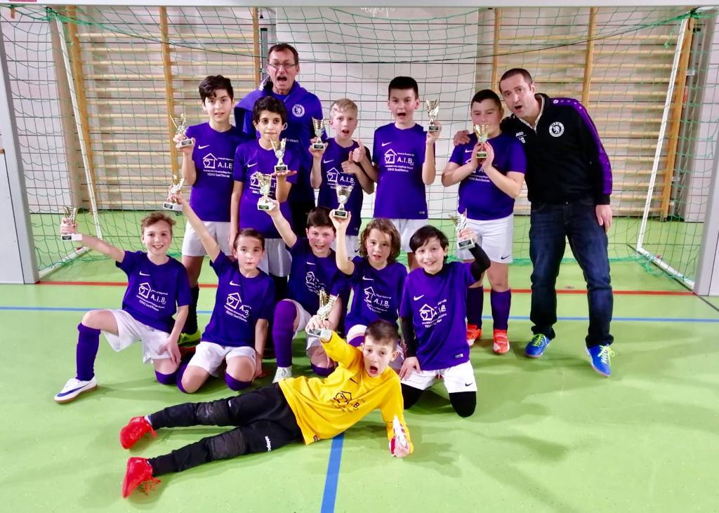 E Jugend Turniersieger In Geisenfeld Fussball