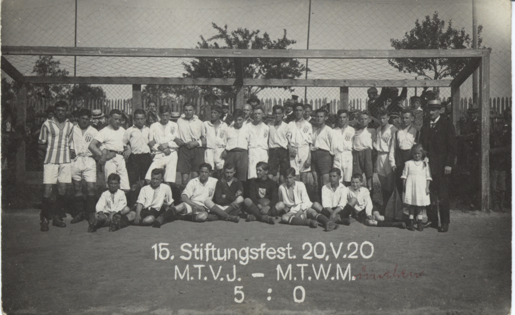 1921, 15.Stiftungsfest