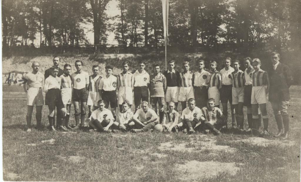 1921 MTV 1. Jgd - 1. FC Nürnberg 0 zu 0