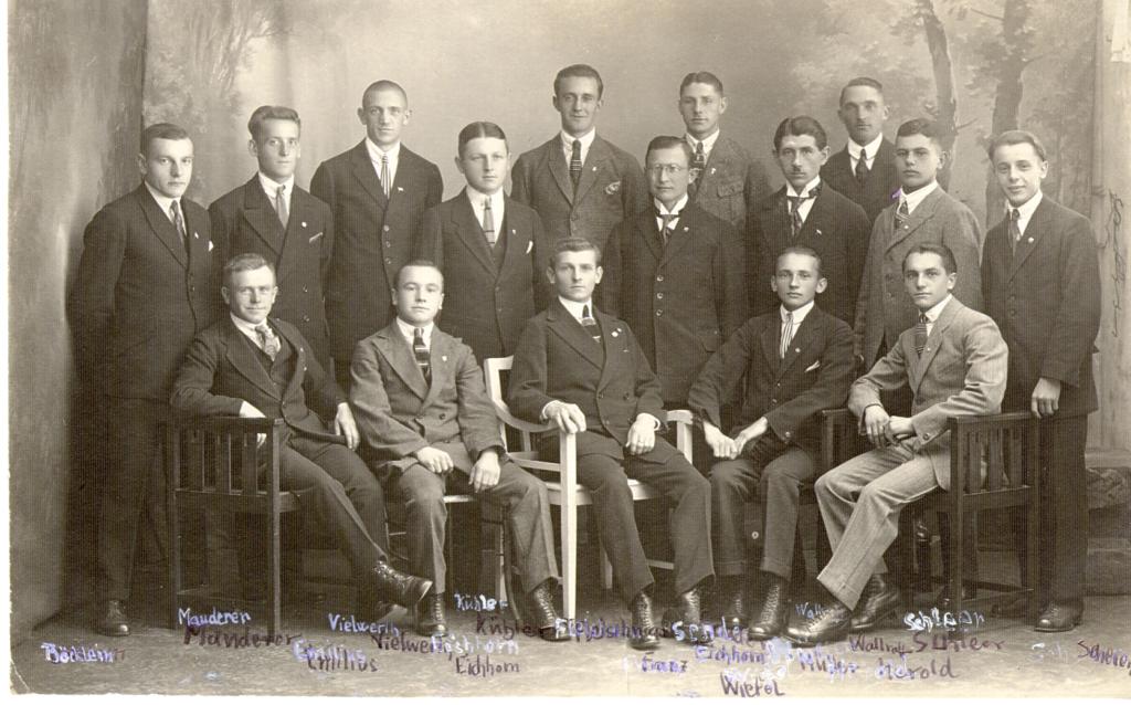 1922 oberste Spielklasse-2-