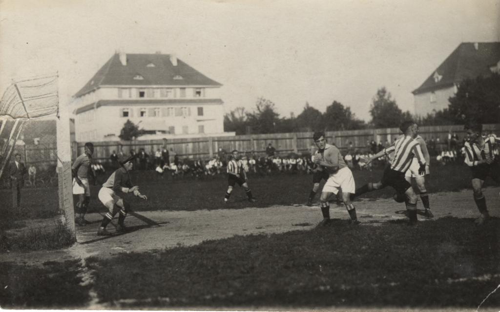 1928, MTV - VfB (ESV) 2 zu 1