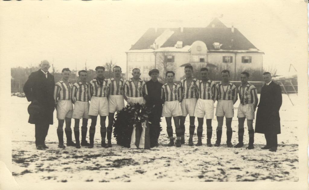 1929-1930 Ligameister