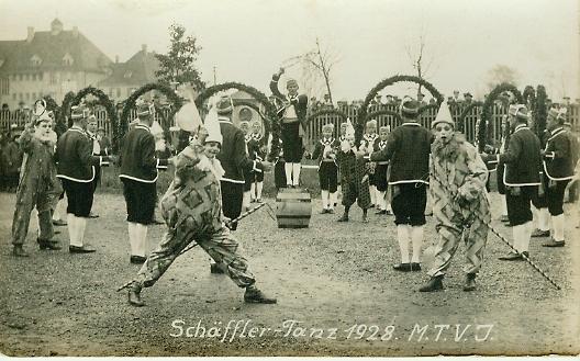 Schäfflertanz 1928-2