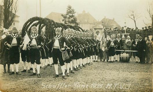 Schäfflertanz 1928