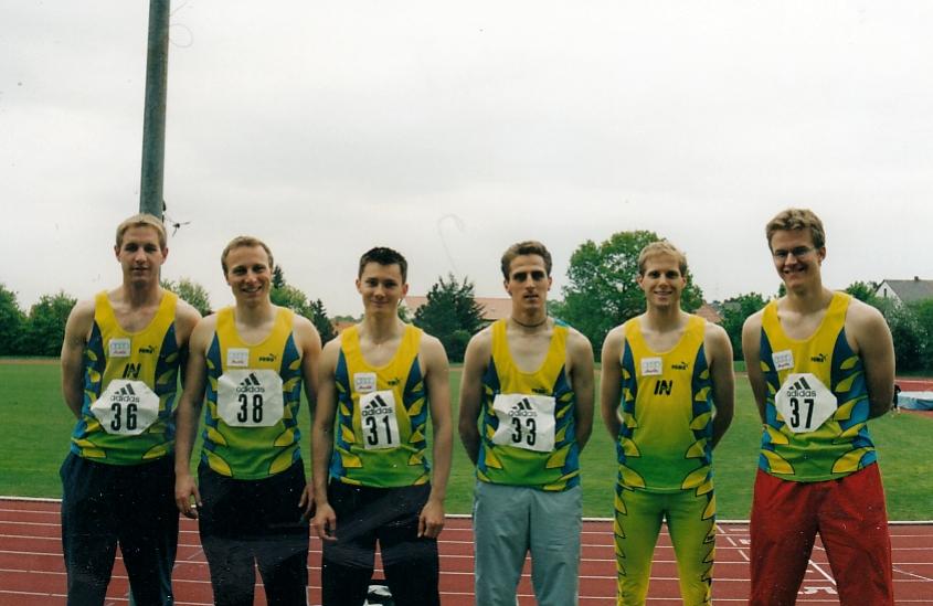 2. Männermannschaft 2004