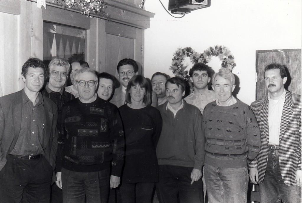 Abteilungsführung 1995