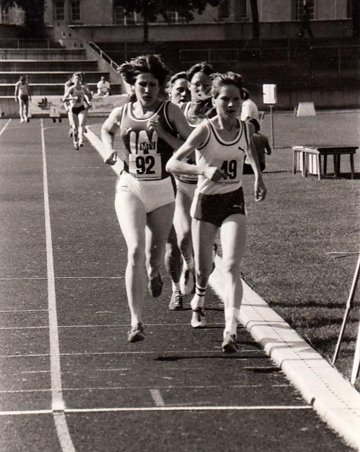 Bayr.Meisterschaft Maria Mödl 1981
