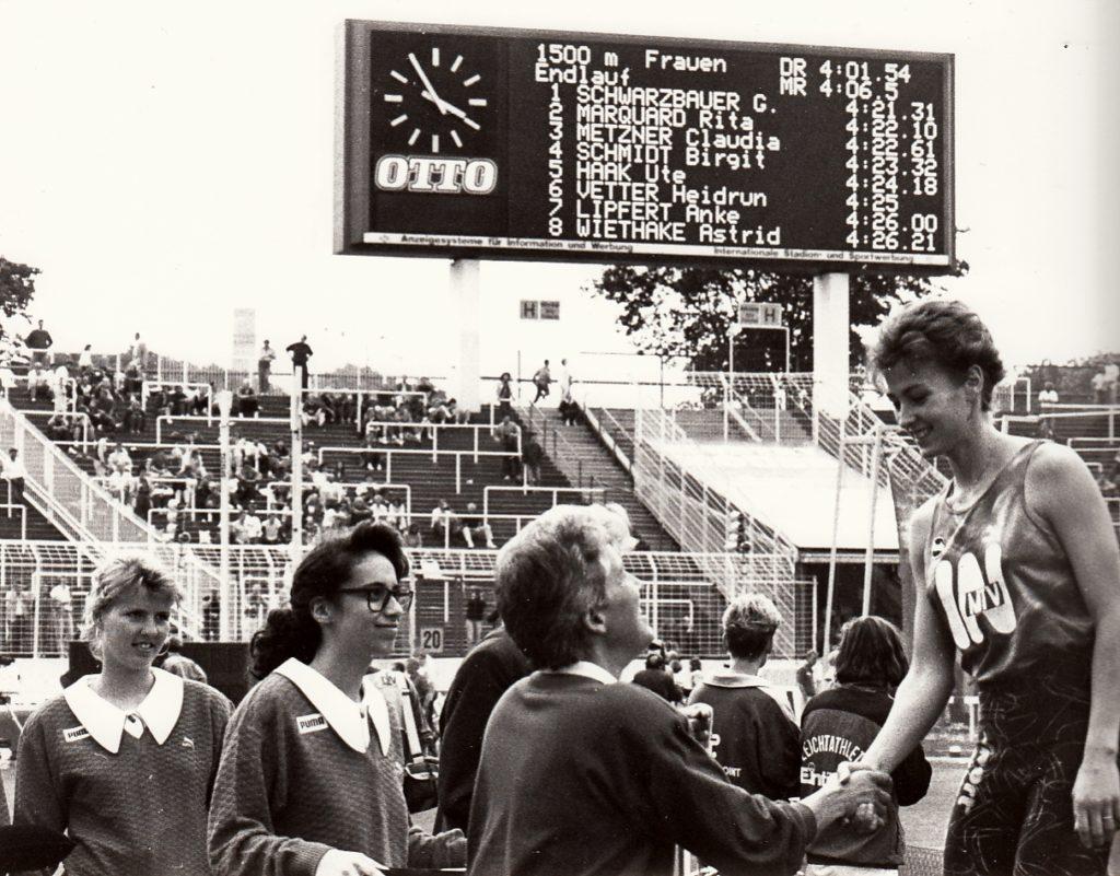 Deutsche Meisterin 1500m