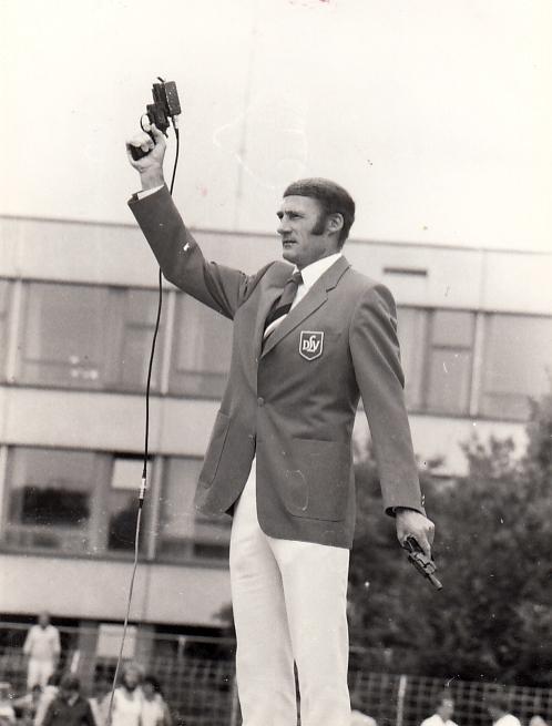 Starter Hardy Händl 1989
