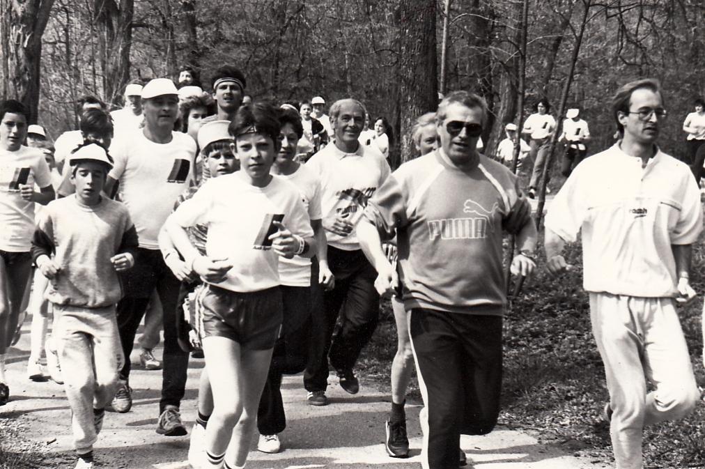Trimm-Trab ins Grüne 1985