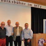 Fritz Bibl, Sepp Merkl, Peter Jupke